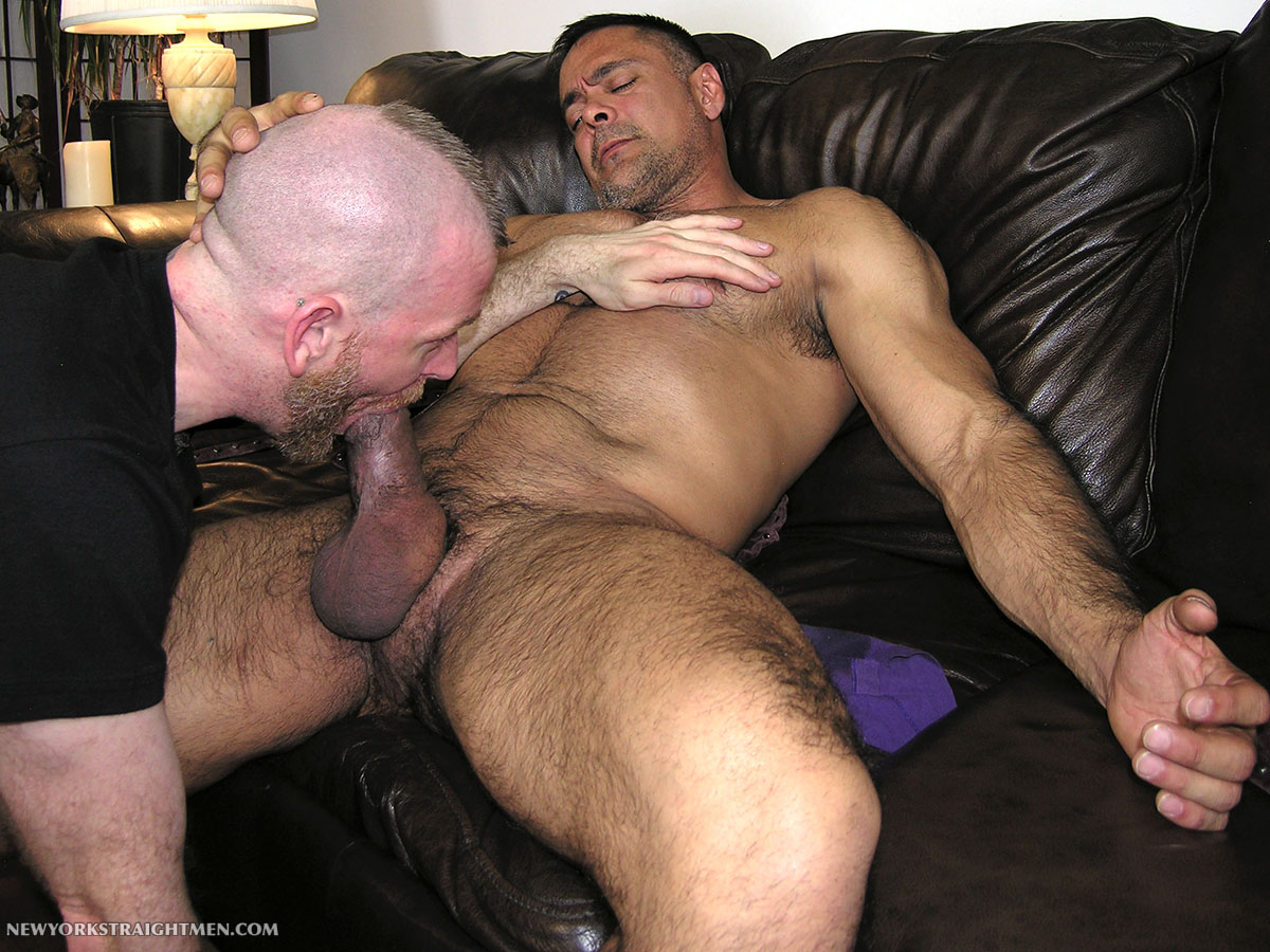 New York Straight Men Dale and Vincent Latino Daddy Thick Cock Sucking Amateur Gay Porn 10 Straight Latino Daddy With A Huge Thick Cock Gets Serviced By A Gay Guy
