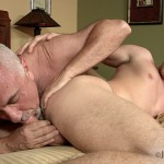 Jake Cruise Lucas Knight Hairy Daddy Sucks A Big Boy Cock Amateur Gay Porn 10 150x150 Jake Cruise: Daddy Sucks A Huge Younger Cock Until It Shoots