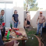 Fraternity-X-Chris-Getting-Barebacked-By-Drunk-Frat-Guys-Amateur-Gay-Porn-15-150x150 Drunken Straight Frat Boys Take Turns Barebacking A Bottom
