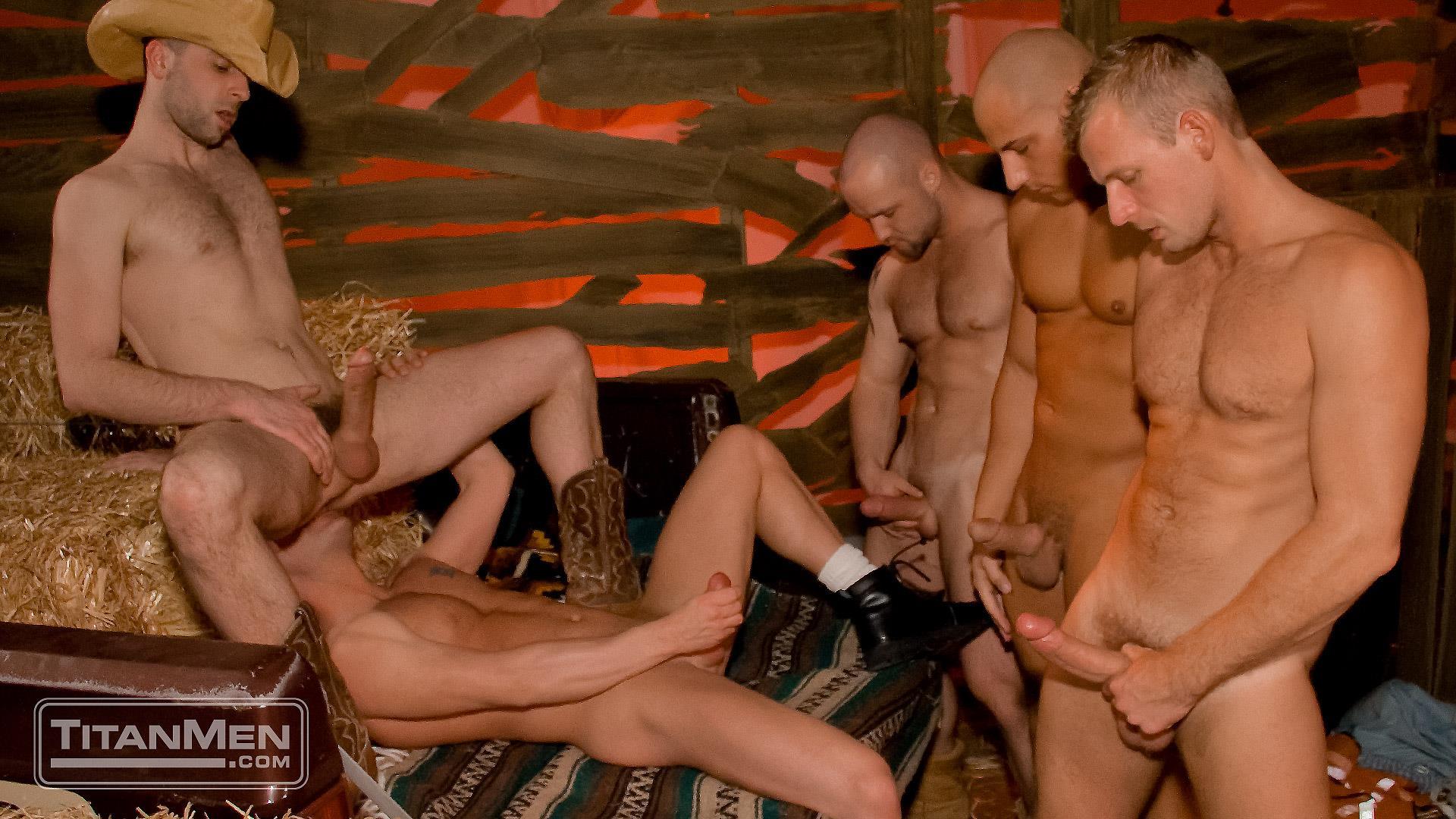 TitanMen Joe Gage Rednecks With Big Cocks Amateur Gay Porn 34 Big Cock Rednecks From TitanMen and Joe Gage