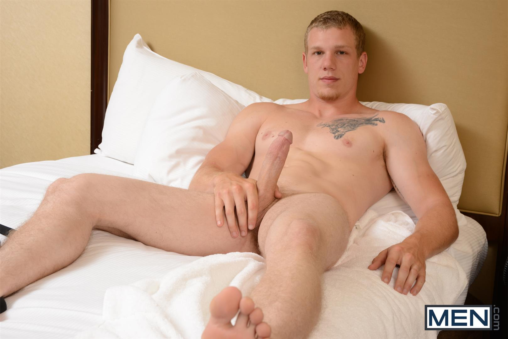 Men Str8 to Gay Johnny Forza and Mike Edge Fucking Big Cocks Amateur Gay Porn 07 Johnny Forza Gives Mike Edge A Hotel Hookup Hard Fucking