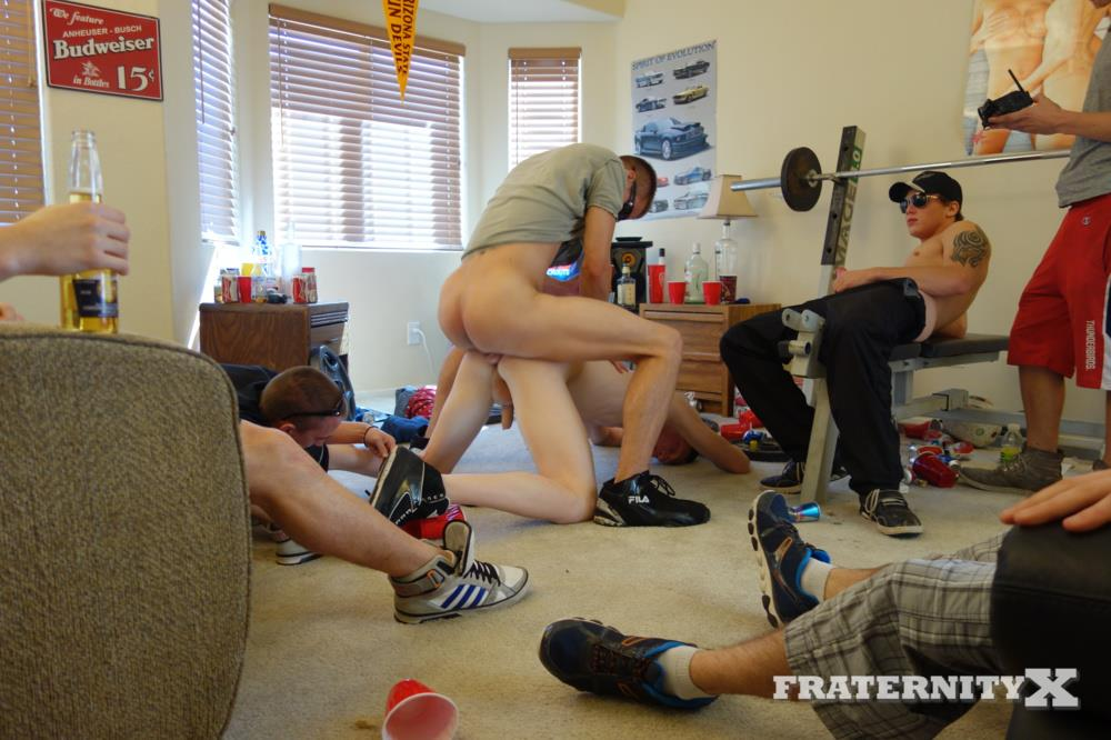 Fraternity-X-Naked-Frat-Guys-Bareback-Sex-Party-Big-College-Cock-Amateur-Gay-Porn-04 Drunk Straight Frat Boys Bareback Fucking After The Superbowl