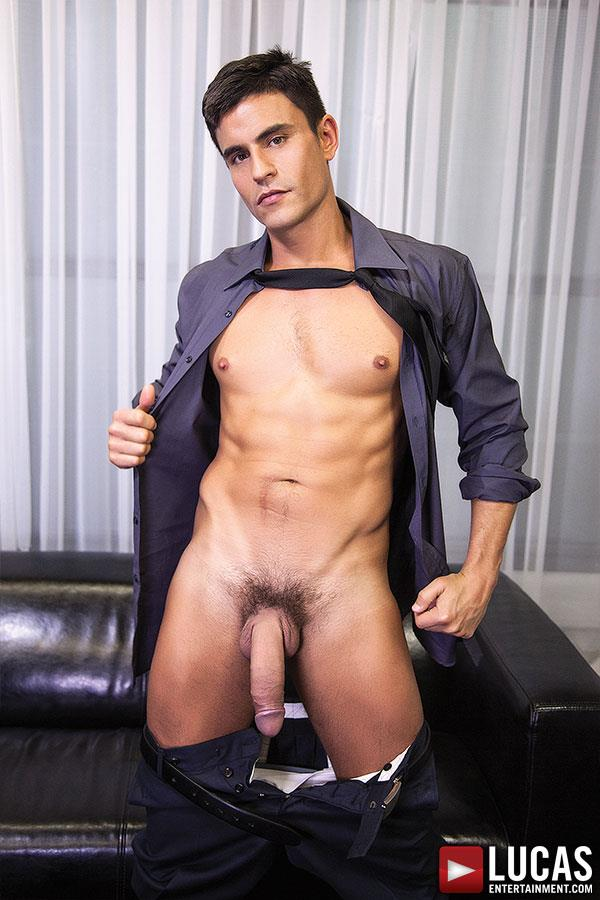 Lucas-Entertainment-Rafael-Carreras-and-Rico-Romero-Big-Uncut-Cock-Bareback-Amateur-Gay-Porn-17 Rafael Carreras Barebacking Rico Romero With His Big Uncut Cock