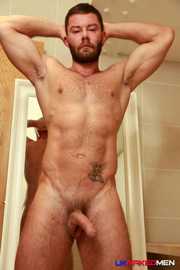 Nude European Guys