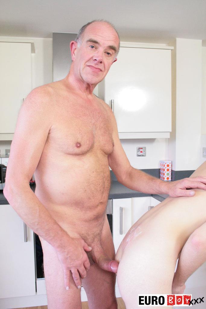 Euroboy-XXX-Aiden-and-Ben-Big-Uncut-Cock-Granddad-Fucking-Twink-Amateur-Gay-Porn-18 Granddad Bareback Fucks A 19 Year Old Twink With His Big Uncut Cock