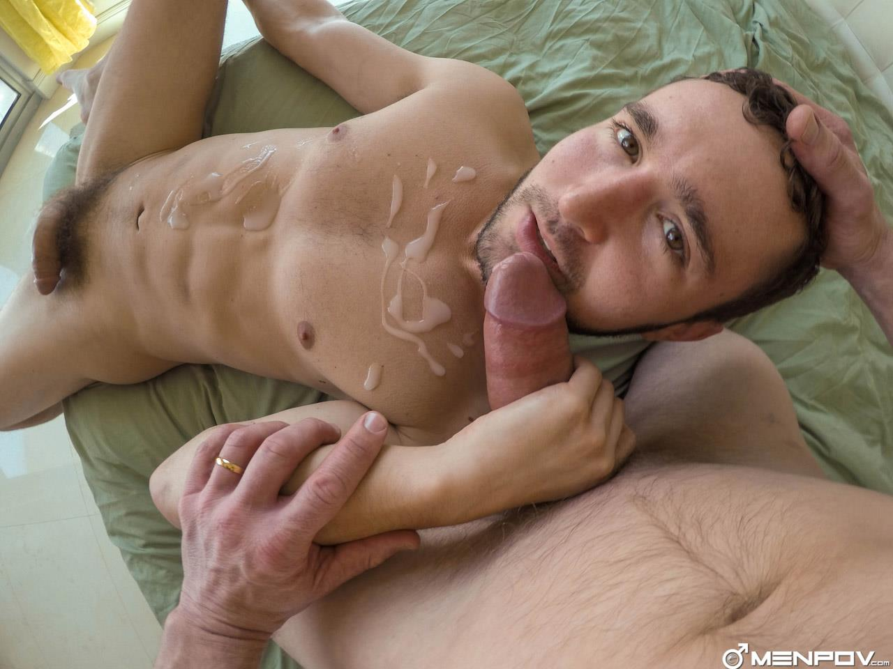 MenPOV-Colt-Rivers-and-Adam-Herst-Daddy-Fucking-His-Boy-Toy-With-A-Thick-Cock-Amateur-Gay-Porn-01 Muscular Daddy Fucking His Boy Toy With His Thick Hard Cock