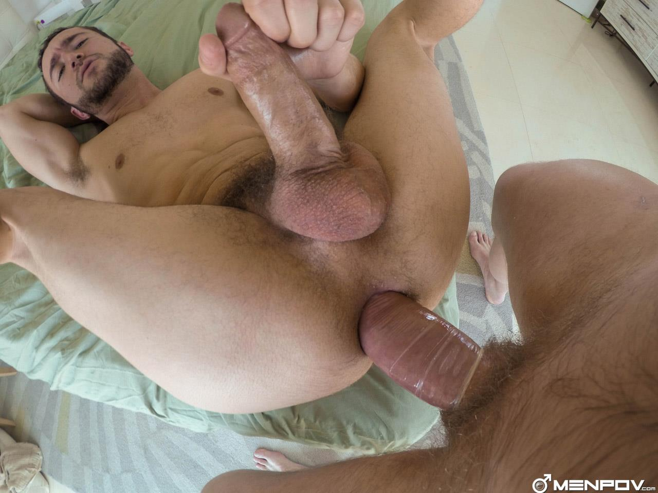 MenPOV-Colt-Rivers-and-Adam-Herst-Daddy-Fucking-His-Boy-Toy-With-A-Thick-Cock-Amateur-Gay-Porn-22 Muscular Daddy Fucking His Boy Toy With His Thick Hard Cock