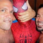 Maverick-Men-Spiderman-With-A-Big-Black-Dick-Bareback-Threesome-Amateur-Gay-Porn-05-150x150 Happy Halloween... Did You Know That Spiderman Has A Big Black Dick?