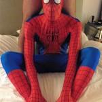 Maverick-Men-Spiderman-With-A-Big-Black-Dick-Bareback-Threesome-Amateur-Gay-Porn-06-150x150 Happy Halloween... Did You Know That Spiderman Has A Big Black Dick?