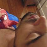 Maverick-Men-Spiderman-With-A-Big-Black-Dick-Bareback-Threesome-Amateur-Gay-Porn-12-150x150 Happy Halloween... Did You Know That Spiderman Has A Big Black Dick?