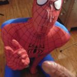 Maverick-Men-Spiderman-With-A-Big-Black-Dick-Bareback-Threesome-Amateur-Gay-Porn-13-150x150 Happy Halloween... Did You Know That Spiderman Has A Big Black Dick?