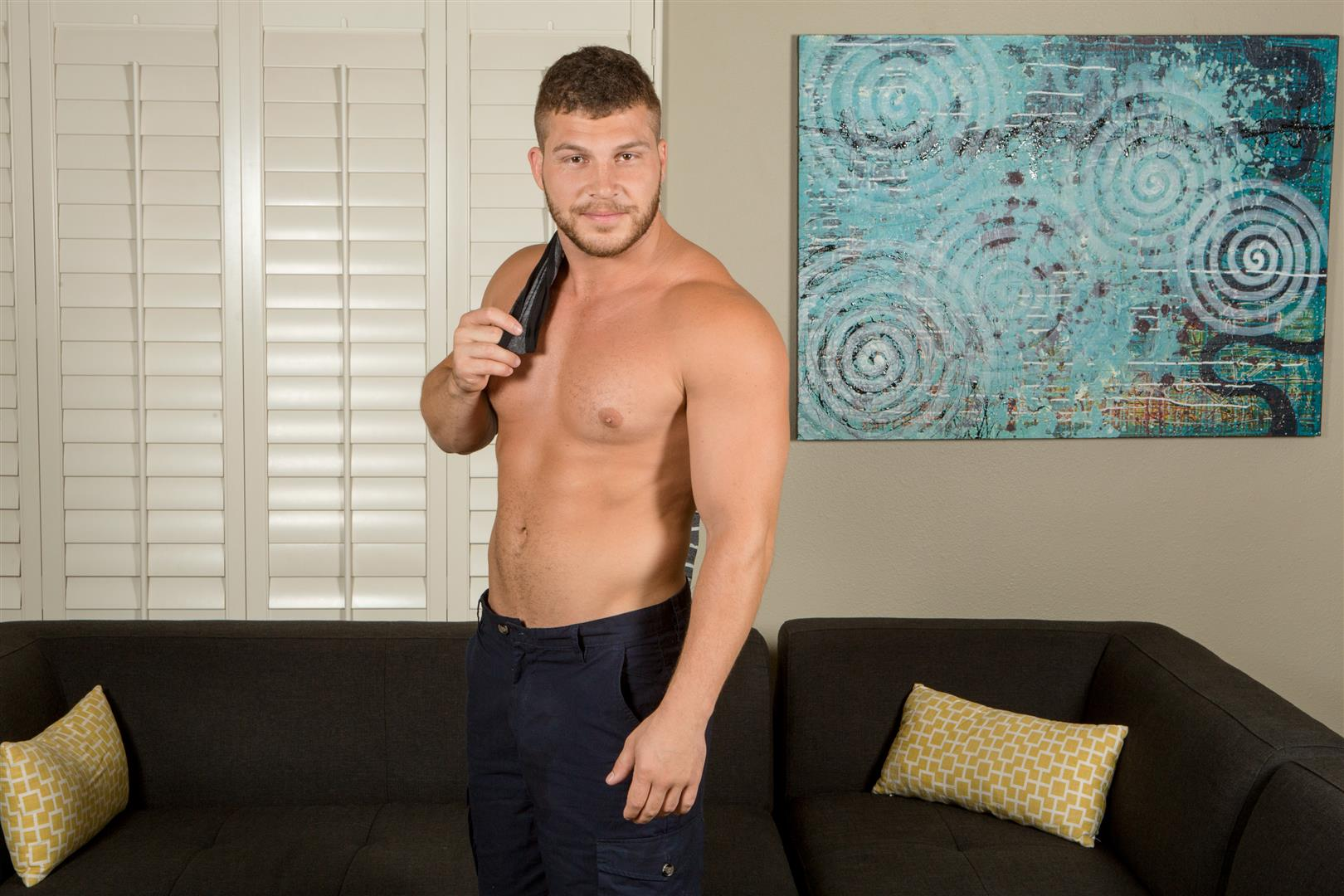 Sean Cody Jasper and Brodie Straight Guys Fucking Amateur Gay Porn 04 Sean Cody: Newcomer Jasper & Brodie Fucking Bareback