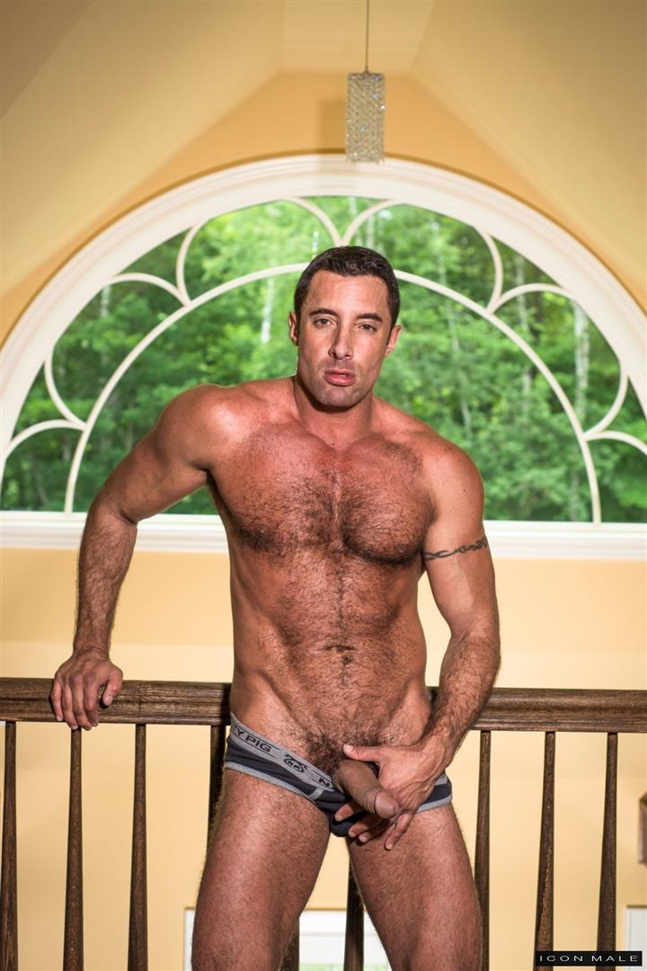 Icon-Male-Nick-Capra-and-Hunter-Hairy-Muscle-Daddy-Fucking-A-Twink-Page-Big-Uncut-Cock-Amateur-Gay-Porn-27 Twink Hunter Page Getting Fucked By Hairy Muscle Daddy Nick Capra