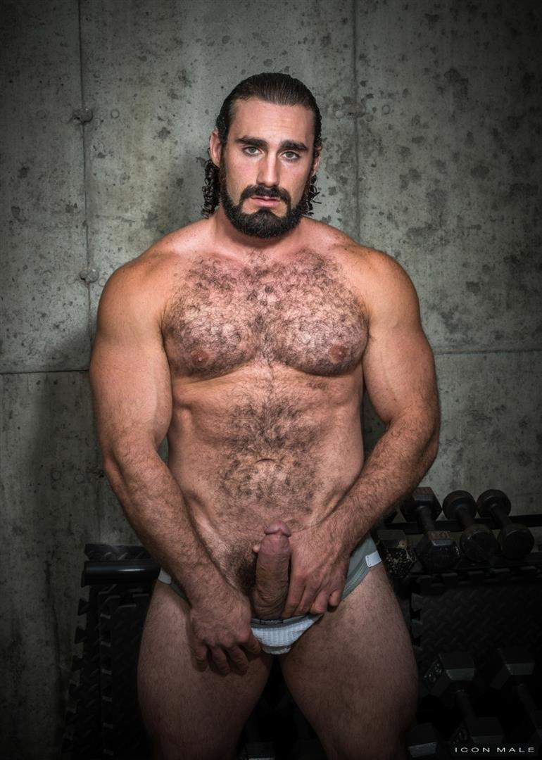 Icon-Male-Brendan-Patrick-and-Jaxton-Wheeler-Hairy-Muscle-Hunk-Fuck-Amateur-Gay-Porn-27 Straight Boy Brendan Patrick Gets Fucked By Hairy Muscle Hunk Jaxton Wheeler