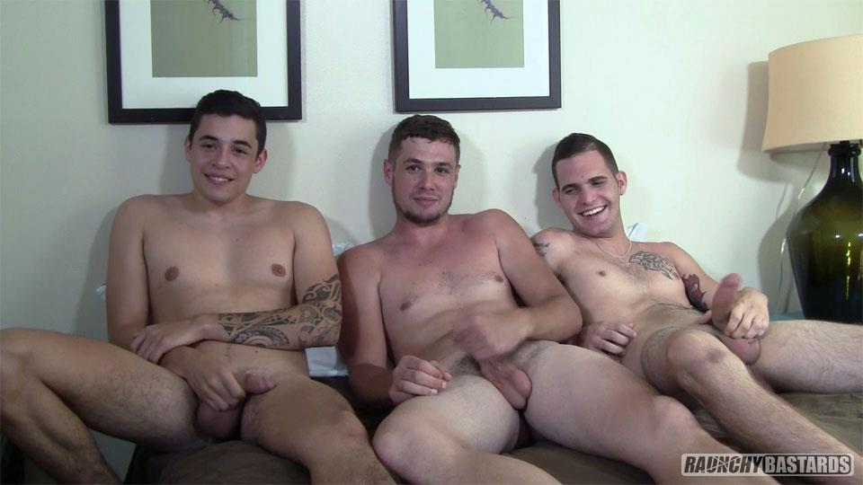 Raunchy-Bastards-Bo-Connor-and-Dominic-Phelps-and-James-Andrews-Bareback-02 I'm Not Gay, But You Can Bareback My Ass