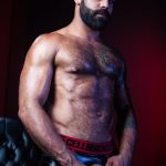 Raging-Stallion-Drake-Masters-and-James-Stevens-hairy-guys-cum-facial-01-150x150 Hairy Muscle Bear Drake Masters and Otter James Stevens Swap Cum Facials